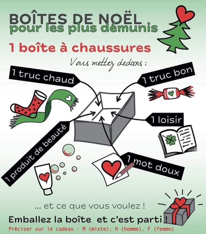 Noël Solidaire pour les grands enfants de Maurepas